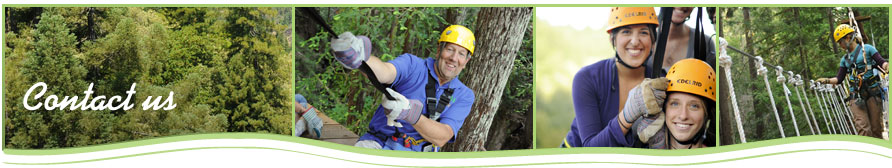 Zip line Zipline Ziplines Canopy tour Adventure tour Northern California Redwoods