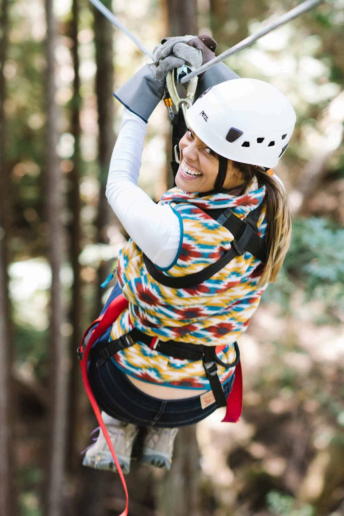 Request A Tour Donation Be Made By Sonoma Canopy Tours To